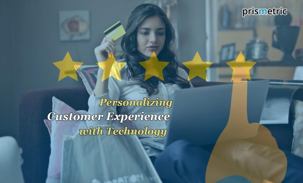 Personalized Digital Customer Experience