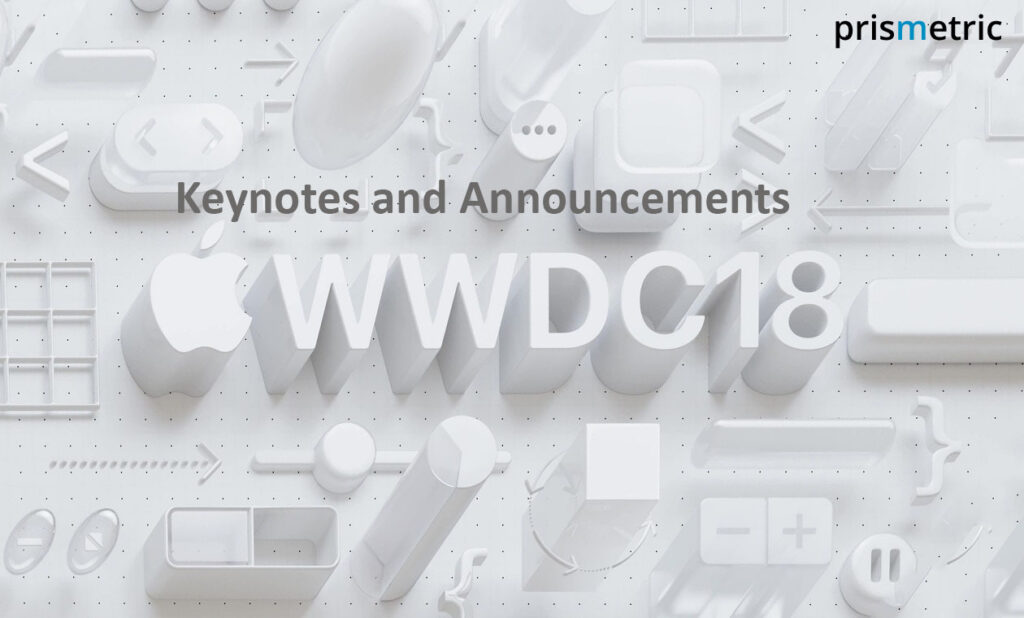 Apple WWDC 2018 Announcements