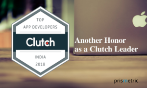 Another Honor In Our Journey Through Technology – Catch Us As A Clutch Leader!