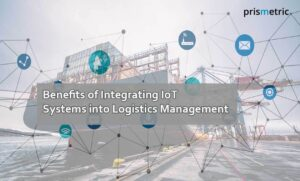 Integrating IoT and GPS Systems into Logistics Management