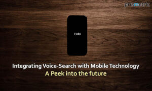 Integrating voice-search with Mobile Technology: A Peek into the Future