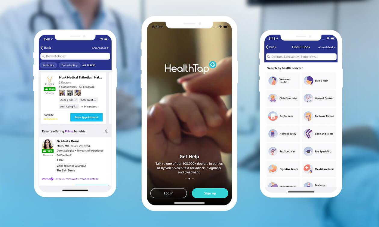 propular doctor appoinment booking app