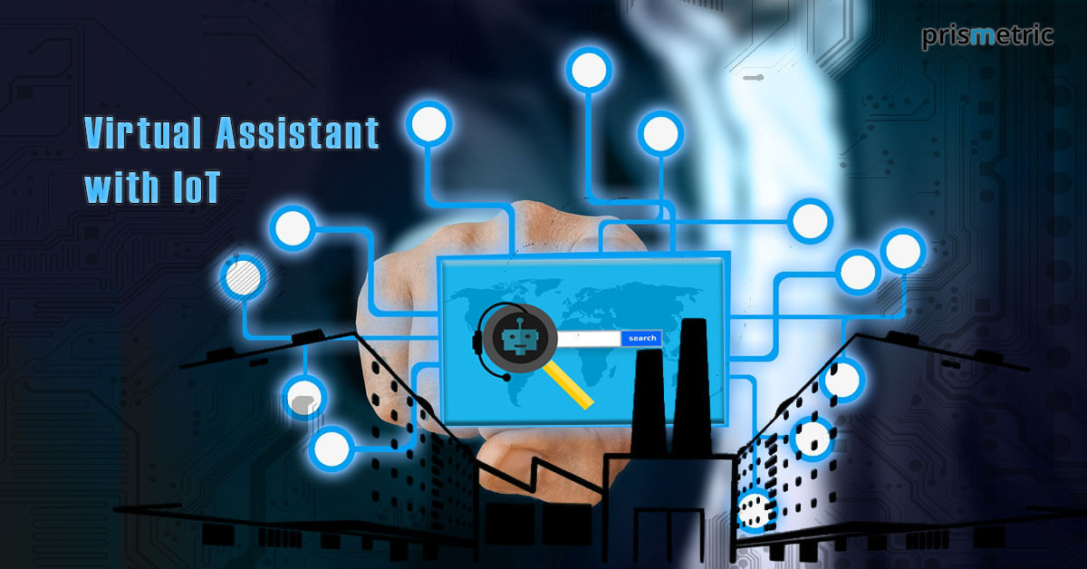 Virtual Asistant with IoT for Apps