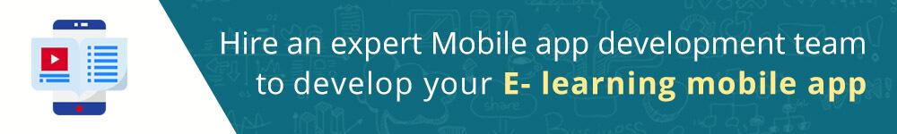 Hire Mobile App Development Team Banner