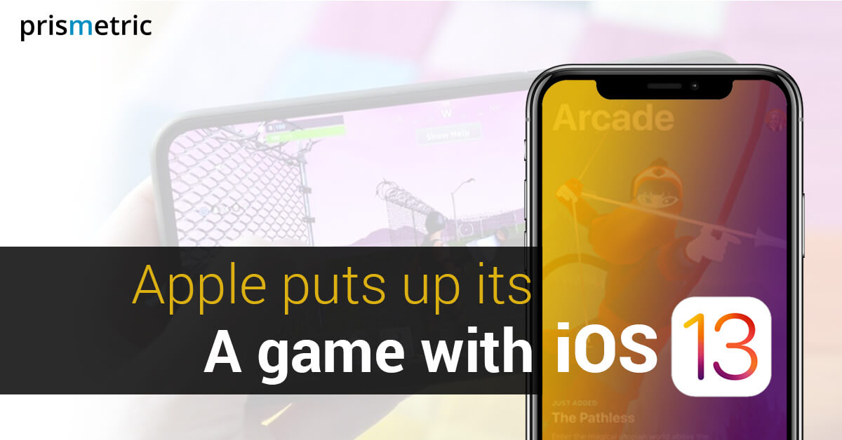 Apple puts up its A game with iOS 13