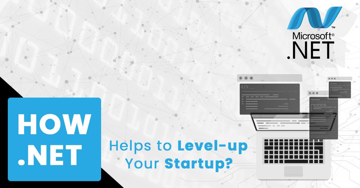 How .net can help startups