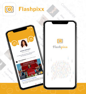 Flashpixx App (User-side)