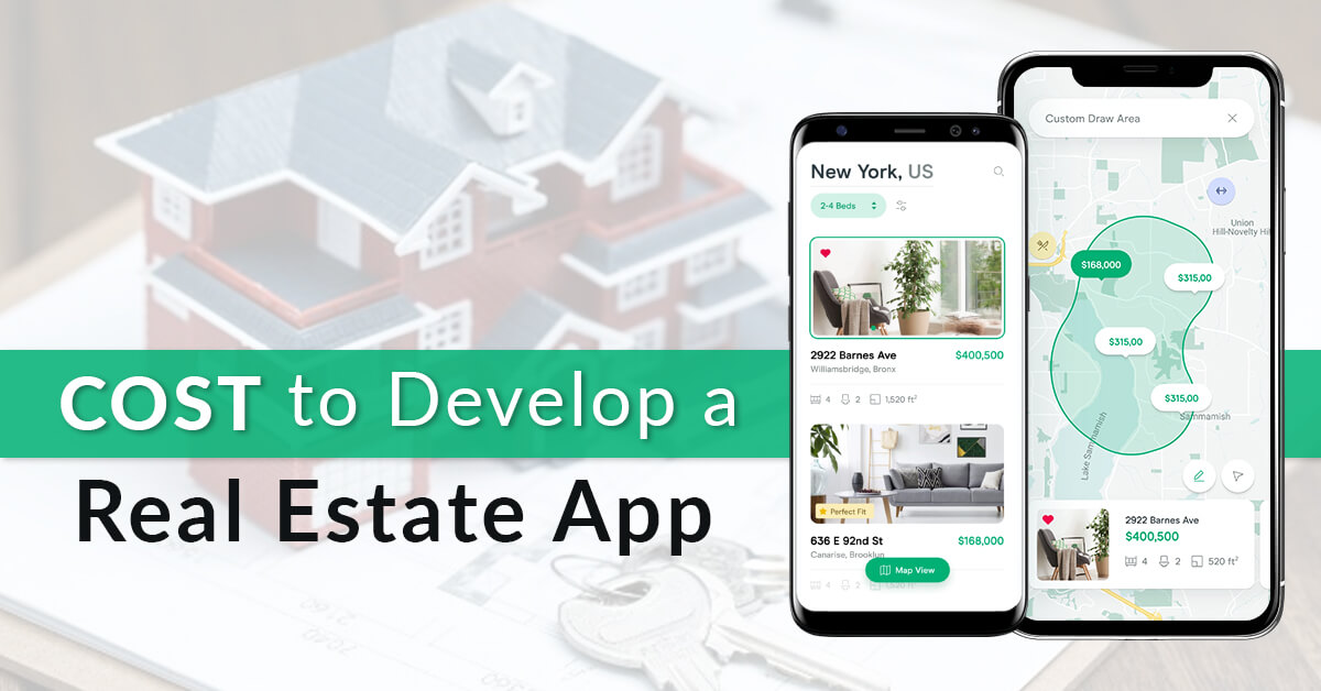 Cost to develop a Real Estate App