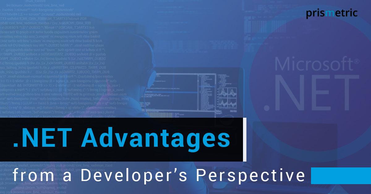 Advantages of .net framework