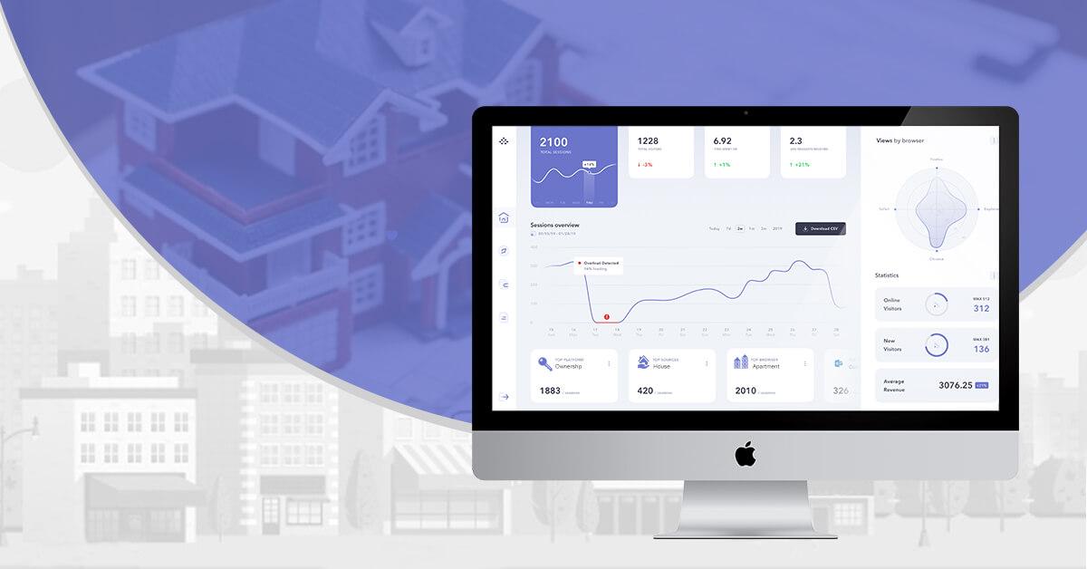 Real Estate Admin Panel
