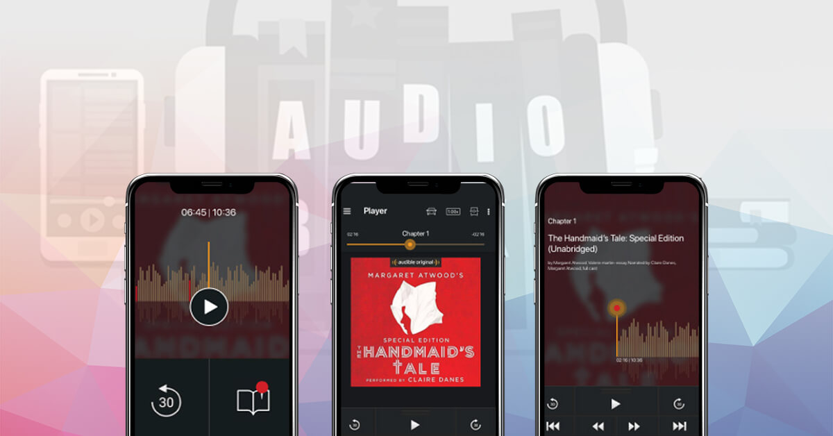 User panel features (Audible)