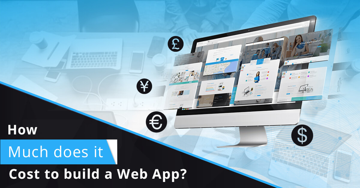 How much does it cost to build a web app?
