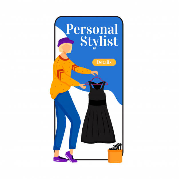 Personal fashion stylist app (1)