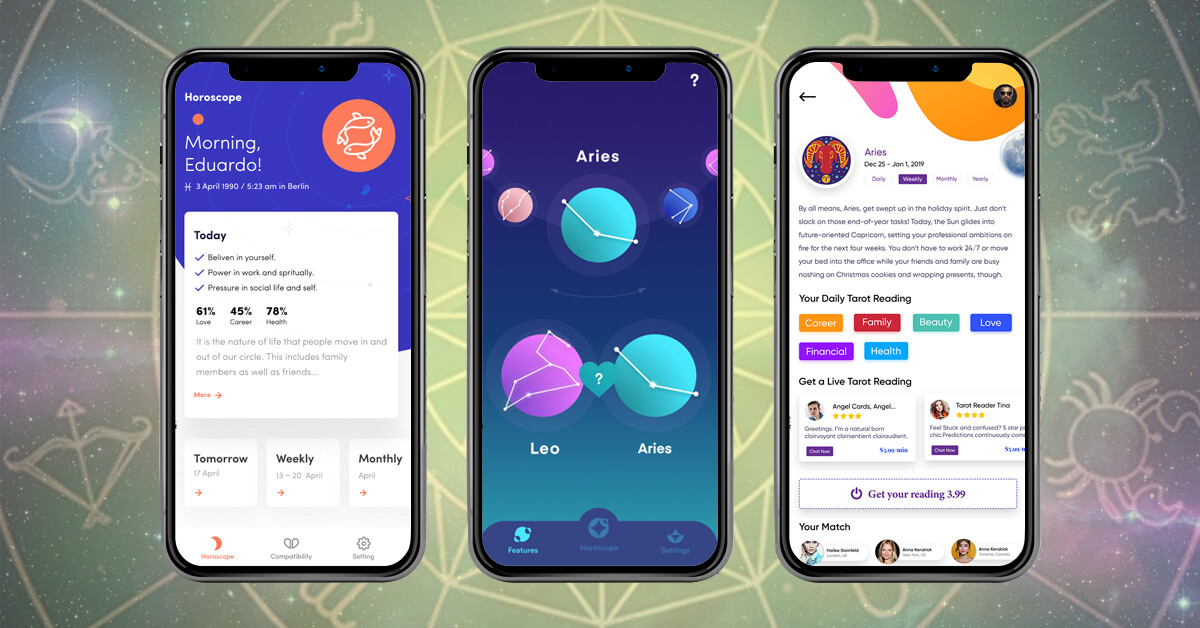 screen-with-a-little-advanced-features-for-an-Astrology-App