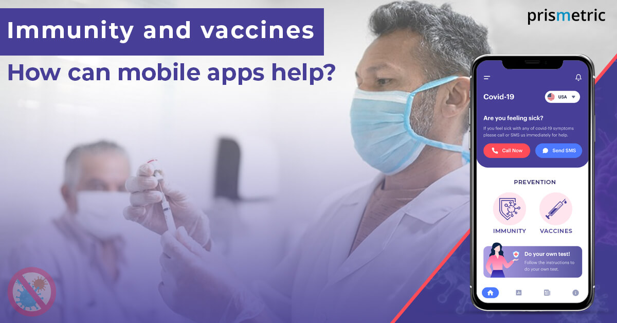Immunity and vaccines how mobile apps can help -