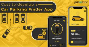 How much does it cost to develop a car parking finder mobile app?