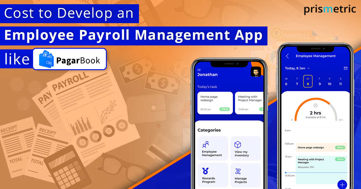 Cost to Develop an Employee Payroll Management App like PagarBook - PM logo (1)