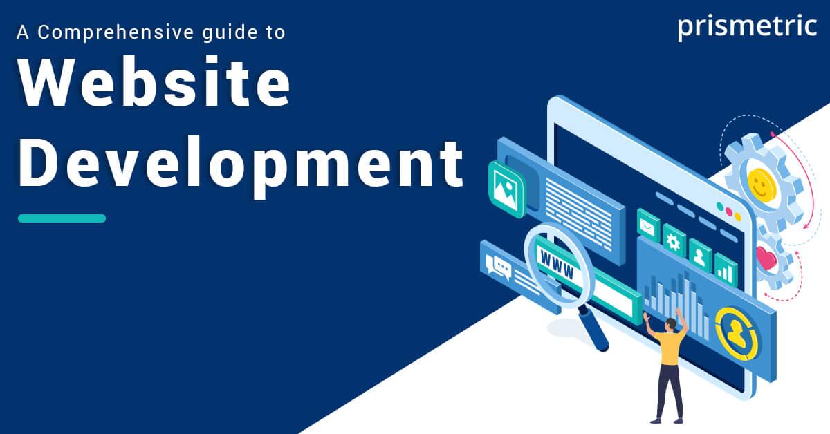A comprehensive guide to website development