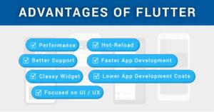 Advantages of Flutter