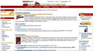 Amazon 2001-2005 - 2002