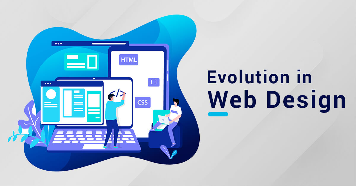 Evolution in Web Design: A Case Study of 25 Years - Prismetric