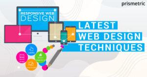 Latest Web Design Techniques