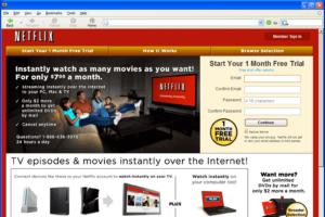 Netflix 2006-2010 -2007