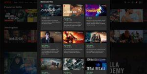 Netflix 2016-2020