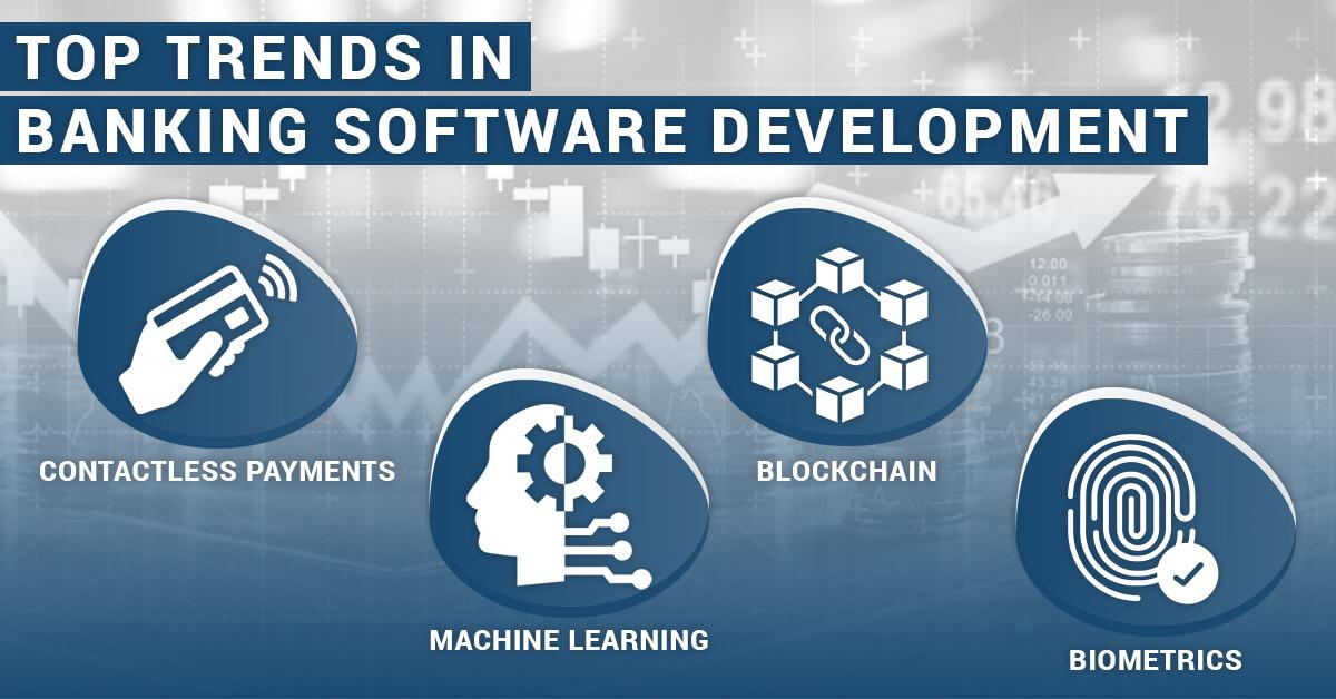 Top trends in banking software development