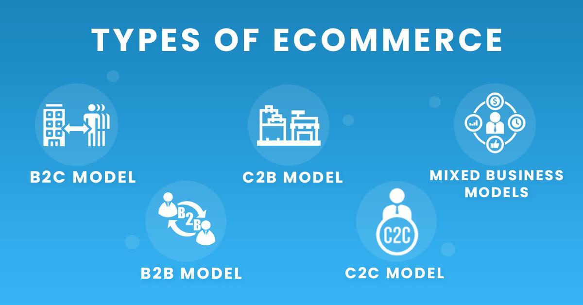 E-Commerce - Business Models