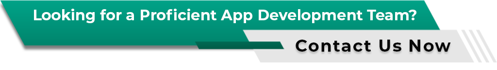 Request quote for app development team