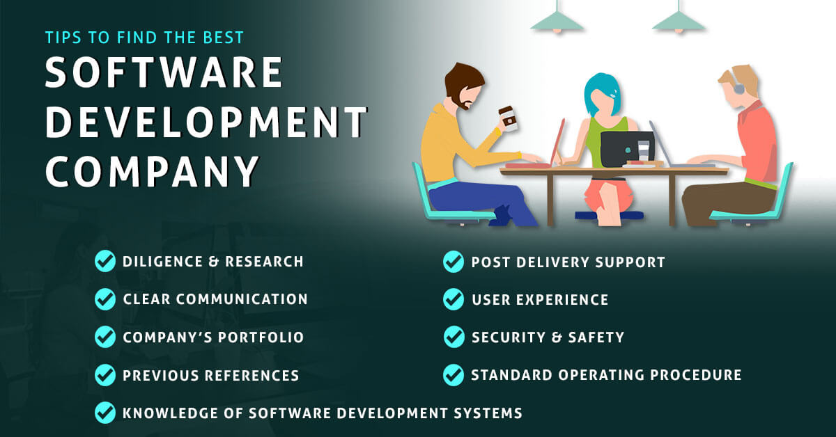 Tips to Choose the Right Custom Software Development Company