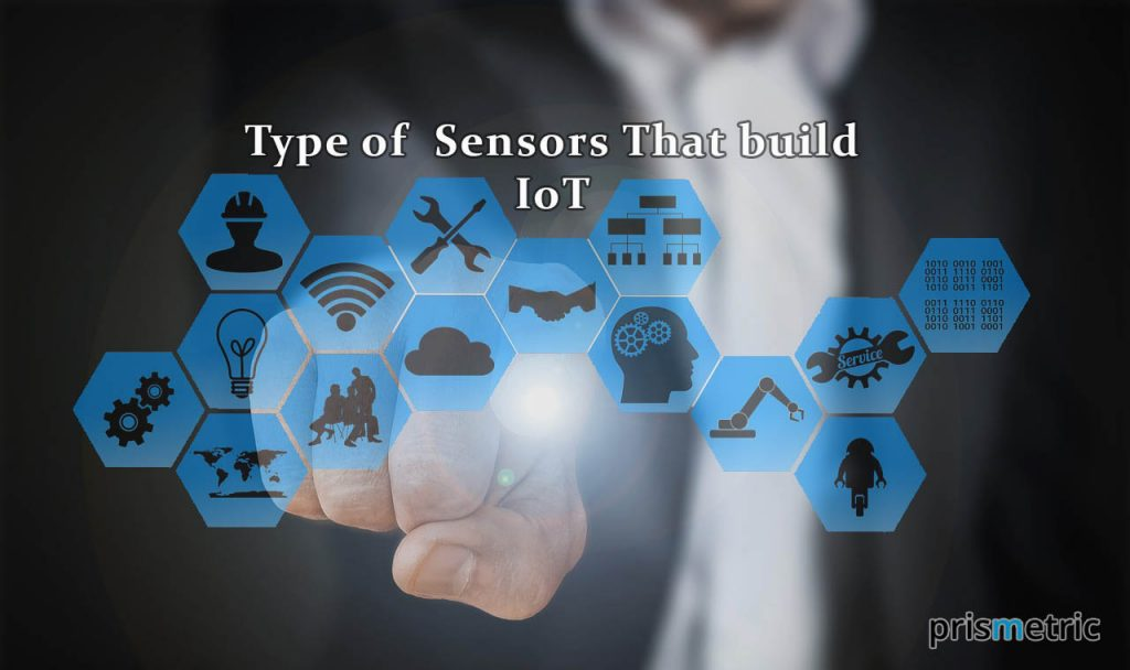 Sensors To Build IoT App