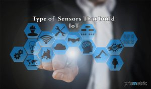 8 Types of Sensors that are Quintessential to Build an IoT App