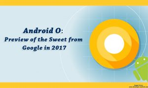 Android O: Preview of the Sweet from Google in 2017