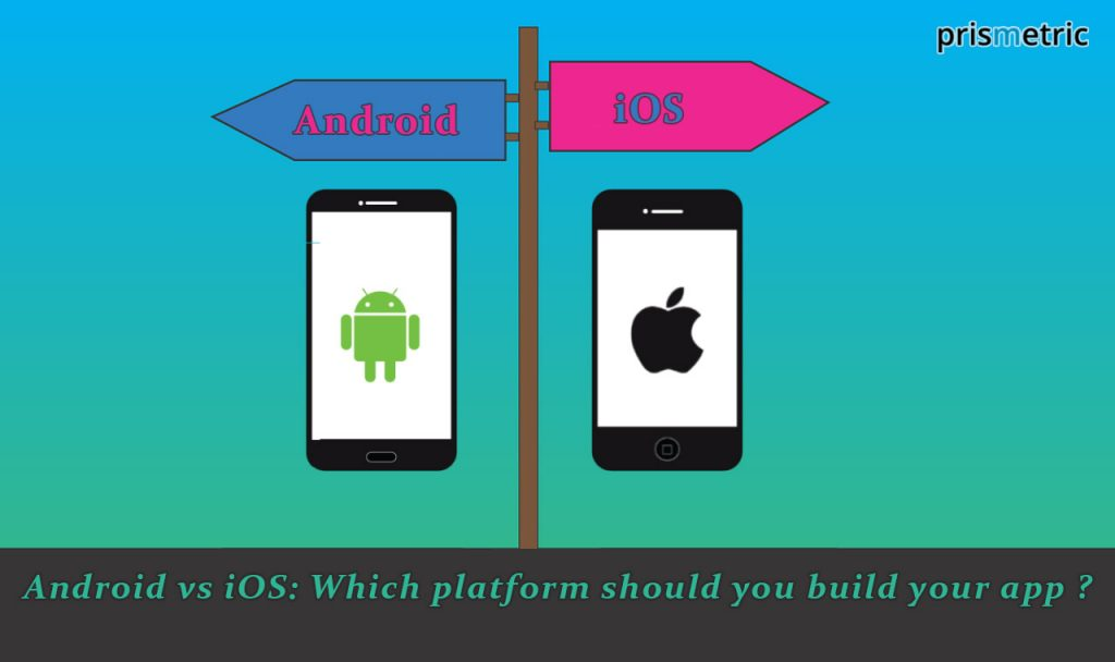 Android vs iOS- Which platform should you build your app for first