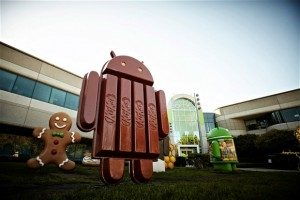 Say hello to the next version of Google OS – Android 4.4 Kitkat