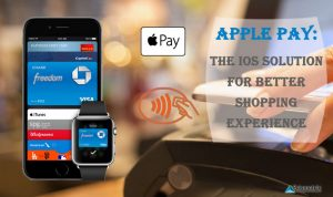 Apple Pay: The iOS Solution for better Shopping Experience