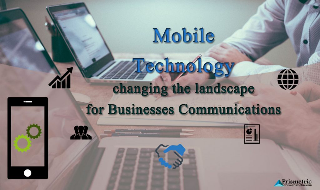 Mobile Technology for Businesses Communications