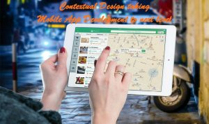 Contextual Design taking Mobile App Development to next level