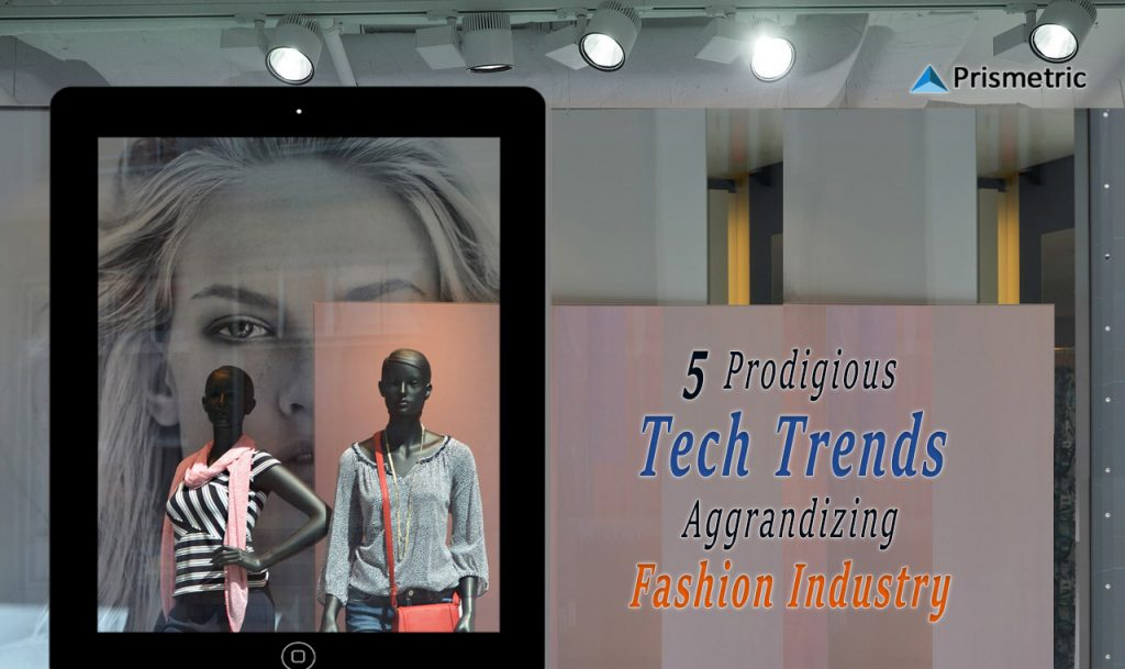 Fashion Industry, Mobile technology