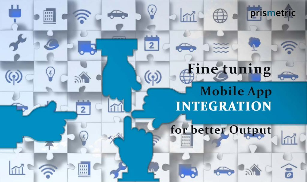 Mobile App Integration