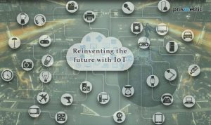 How is Mobile Technology Reinventing the Future Of IoT App Development?