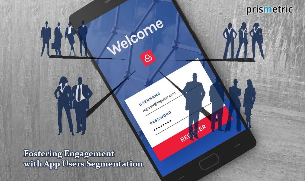 User Engagement with Mobile App