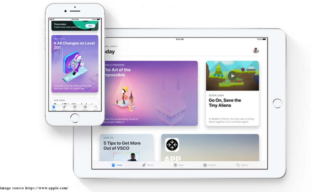 Improved App Store