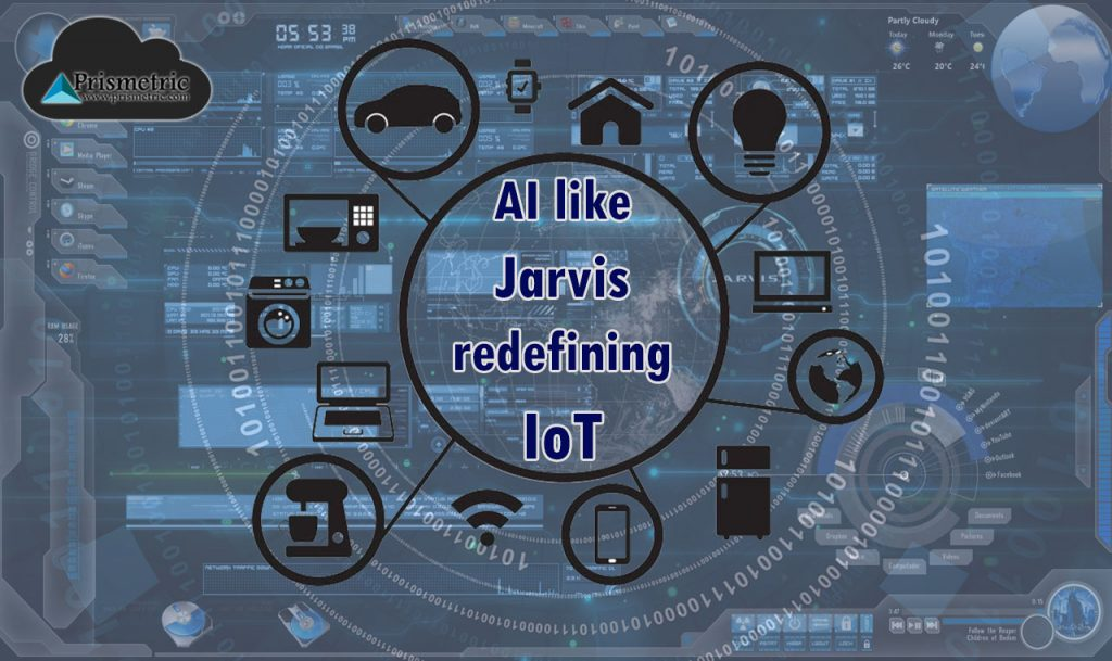 AI like Jarvis will redefine IoT