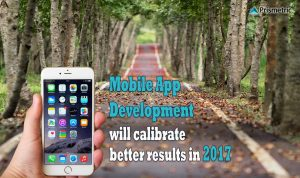 Mobile App Development will calibrate better results in 2017