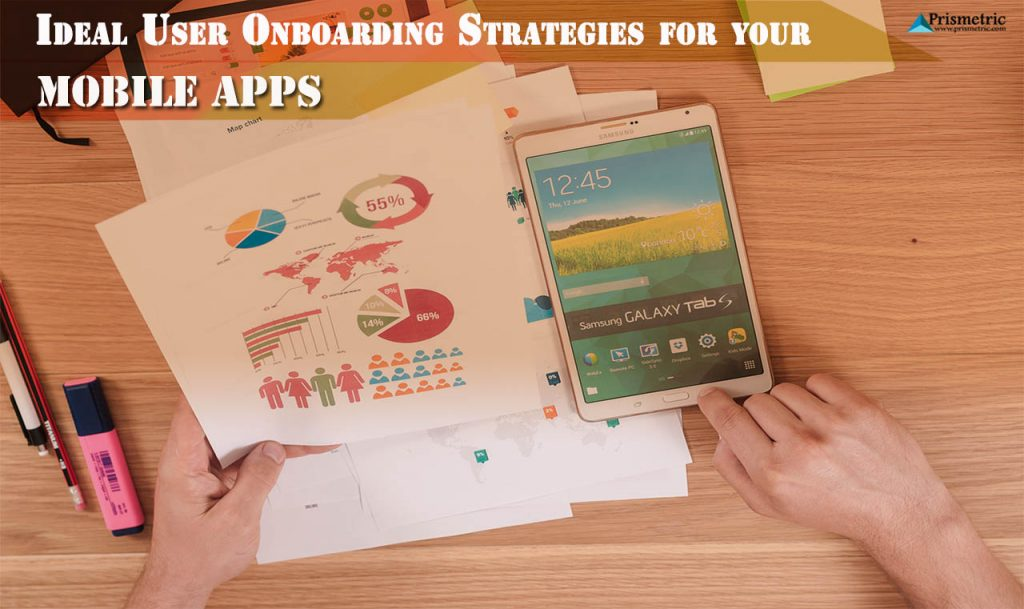 Onboarding Strategies for Mobile app
