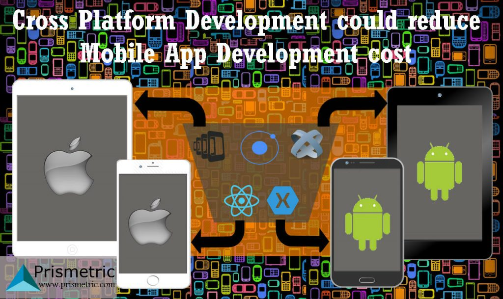 Reduce cost with Cross Platform app Development
