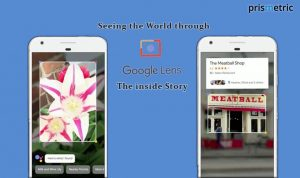 Seeing the World through Google Lens: the Inside Story